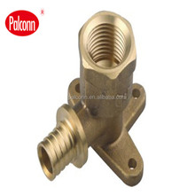 Brass Pex sliding sleeve fitting