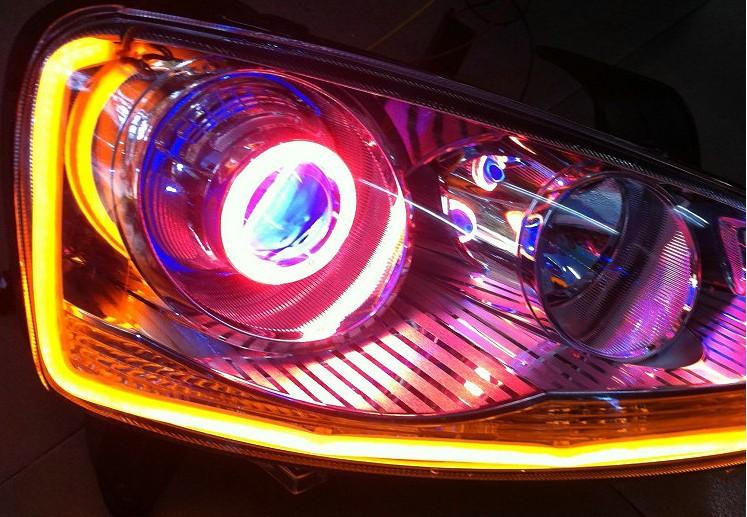 Car Led Tuning Light Flexibloe Led Daytime Running Light Best ...