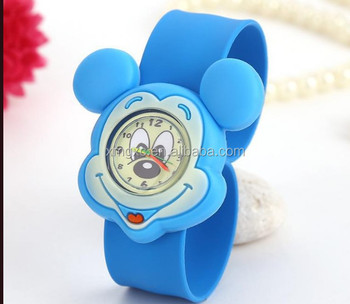 la mejor actitud 1ed51 e1801 Mickey Mouse Silicone Digital Watch For Kid - Buy Digital Watch,Digital  Watches For Teens,Mickey Mouse Slap Watch Product on Alibaba.com
