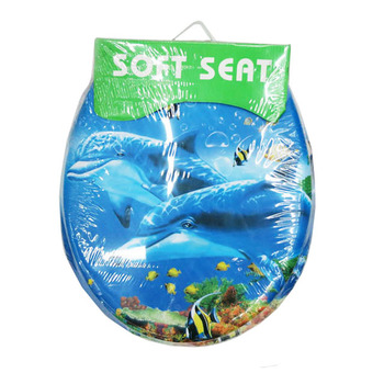 Pleasant Vivid Wc Toilet Seat Cover With Double Sides Printed Buy Wc Toilet Seat Vivid Toilet Seat Cover Toilet Seat Cover With Prints Product On Alibaba Com Caraccident5 Cool Chair Designs And Ideas Caraccident5Info