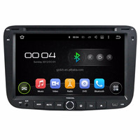 android car dvd player for Geely Emgrand EC7 HD1024*600 quad core 1G+16G support 4GWS-9438