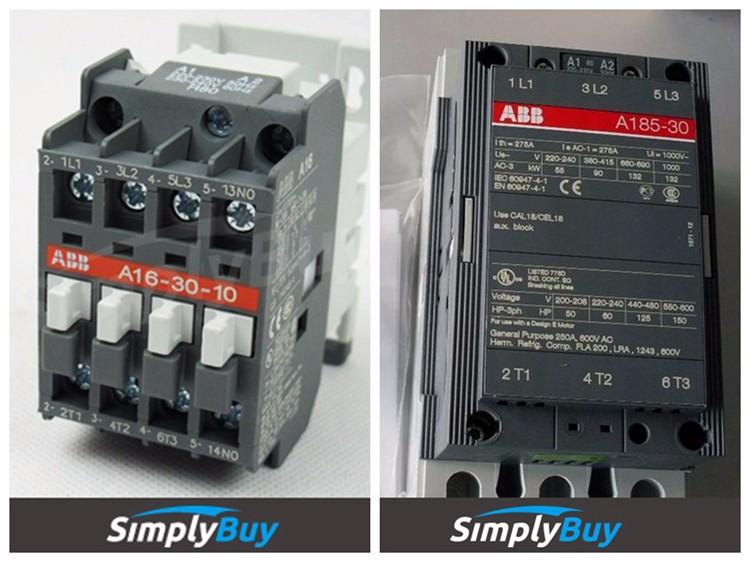 Abb a contactor wiring diagram circuit maker