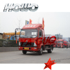 SINOTRUCK HOWO CARGO LIGHT TRUCK SINGLE CAB LHD 4X2 6 WHEEL 3TON 85HP EURO II DIESEL ENGINE