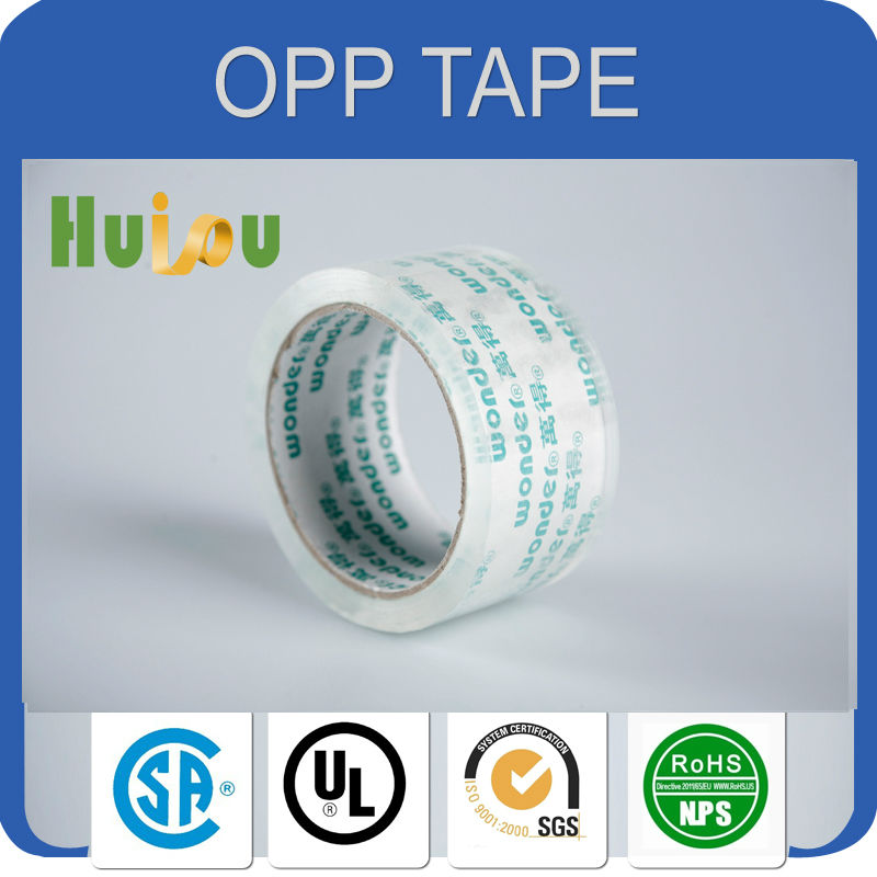 korea hot sale transparent opp pack tape