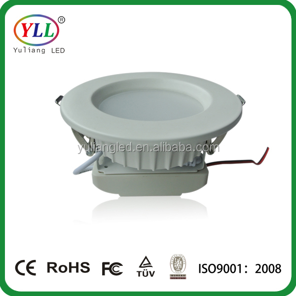 Gu10 Cob Led 15 Watt Led Down Light Recessed Ceiling Downlight ...