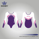 Factory Wholesale cheap price Professional Girls Children Gymnastics Leotards with crystal