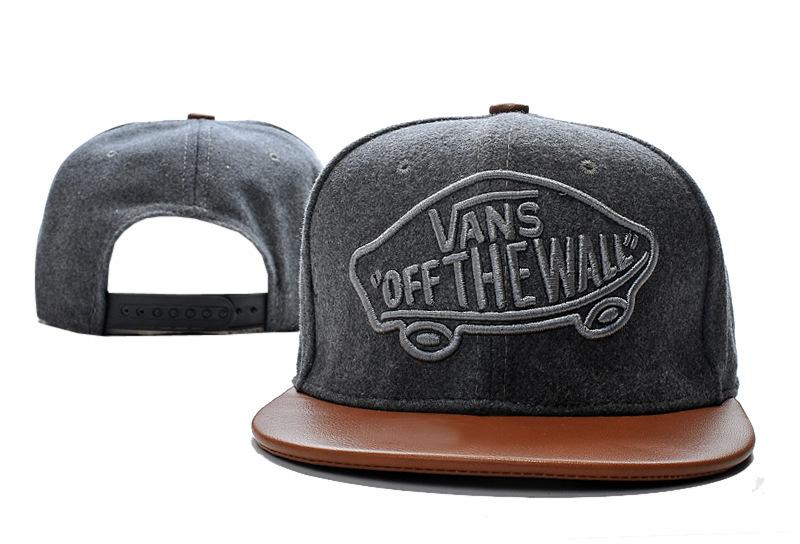 2b3965f7f61861 Get Quotations · Brand gorras Vans Snapback Caps baseball hats classic look  Warped Tour Trucker Off The Wall bone