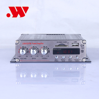 Car audio. Reader amplifier