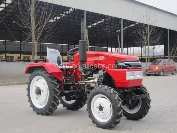 Contact Supplier Chat Now! China Agricultural Machinery Cheap 4WD 20-120hp Farm Tractor For Sale drill attachment tractor