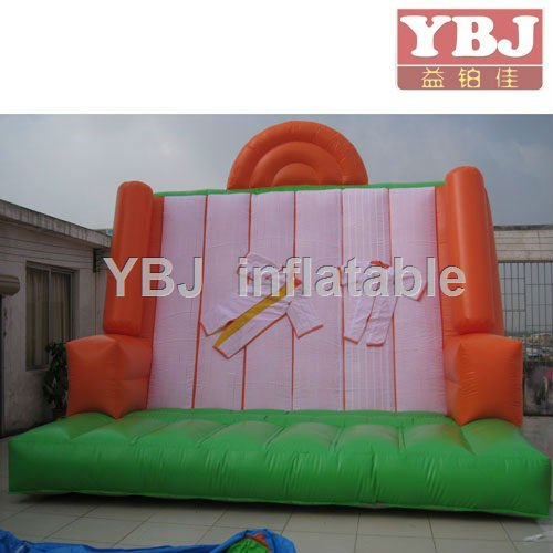 inflatable velcro wall games