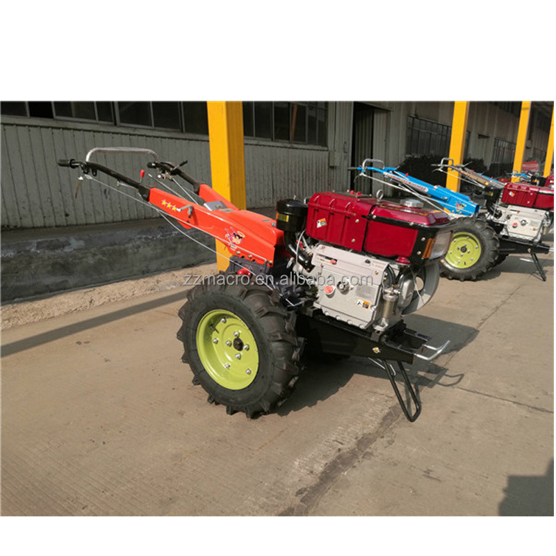 factory sale two wheel small tractor tractor price list hand tractor