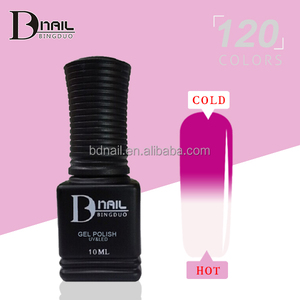 hot in euroe market nail gel polish base glue color changing professional nail arts design gel polish nail ,led uv gel