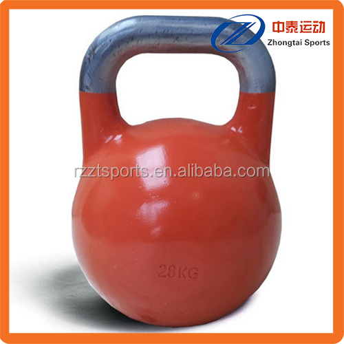 wholesale color painted competition kettle bell