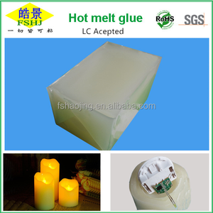 EVA based Pressure Sensitive Adhesive For E-Candle