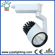 20w led track spot light, cob led track lamp for cloth shops