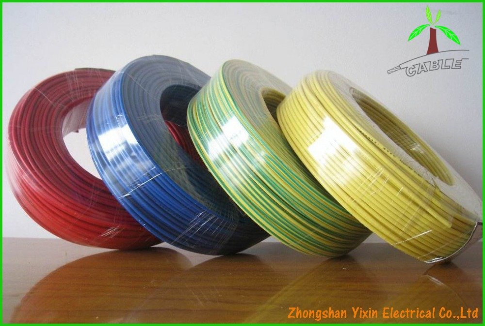 High Quality Pvc Insulated Coated Electrical House Wiring Materials ...
