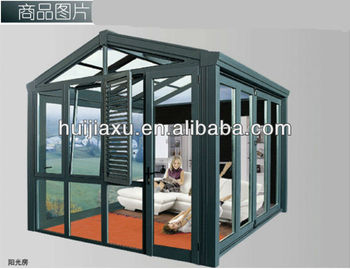 Prefab steel and glass houses china for sale view steel for Prefab glass house prices
