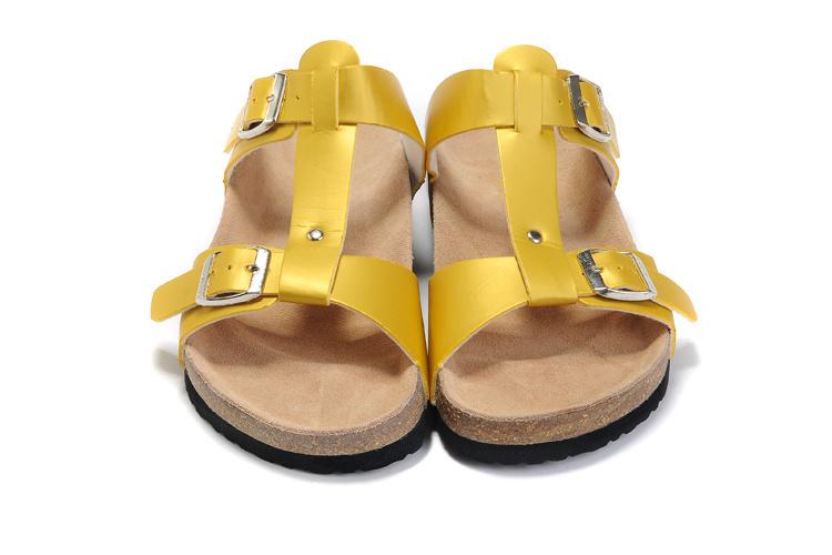 39e68970a4ec3 Get Quotations · Summer Shoes Woman Classics Birkenstock Women and Men  Slides Casual Fashion Cork Slip-on Platform