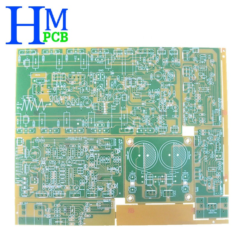 China LED Licht PCB 94v0 Printplaat PCB Fabricage
