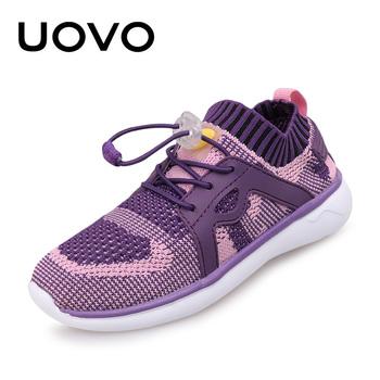 2-tone UOVO shoes 2017 children fashion