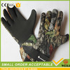 Waterproof Hunting Gloves/Camo Neoprene Hunting Gloves