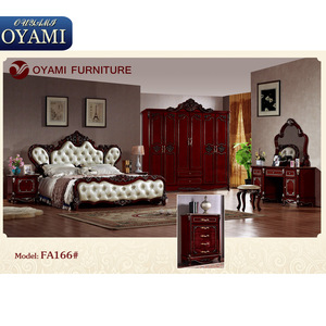 Wooden classic luxury Hot sale Contemporary american classic furniture