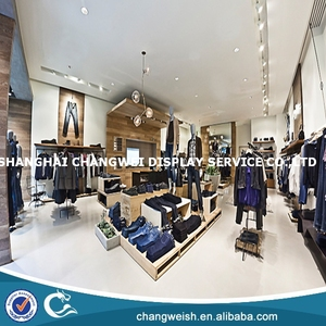 clothing store display design,boutique display rack clothing store boutique rack