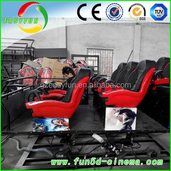 2015 Hot Game 7d 9d Simulation Ride Cinema Buy 9d