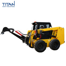 Piccole Attrezzature Agricole <span class=keywords><strong>Mini</strong></span> Crawler Bulldozer TY-375S <span class=keywords><strong>Mini</strong></span> Skid Steer Loader