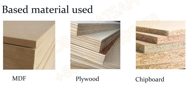Best Quality Factory Price Melamine Wooden Plywood Mdf Kitchen ...