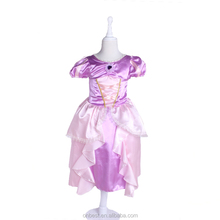 Onbest princess kids fancy dress costume lovely kids princess dress