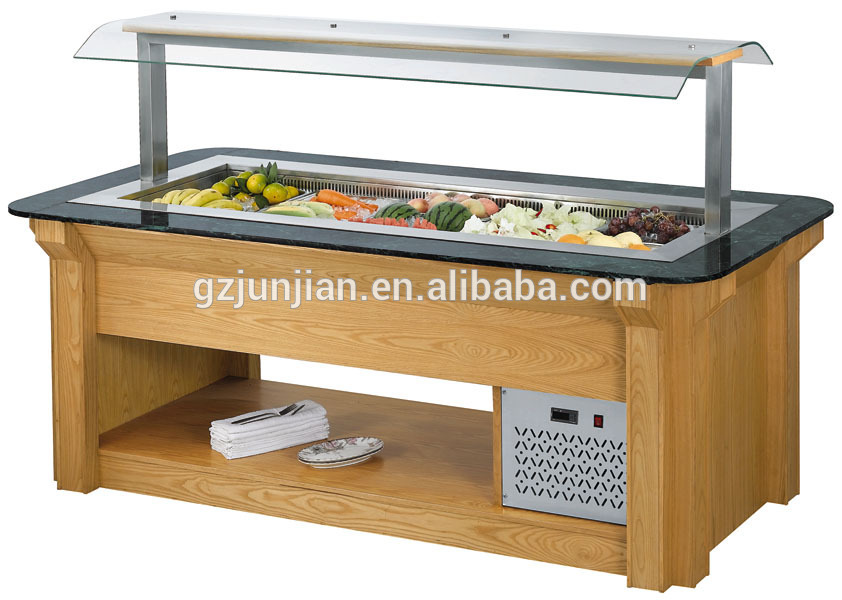used restaurant equipment for sale/ salad Bar/Commercial ...