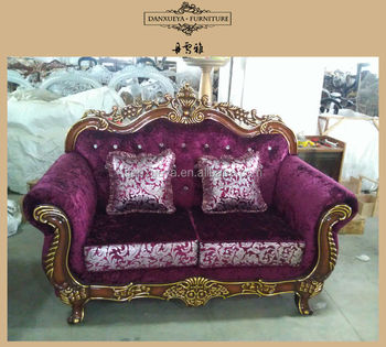 Indian Style Wood Vintage Style Classic Sofas Buy Indian