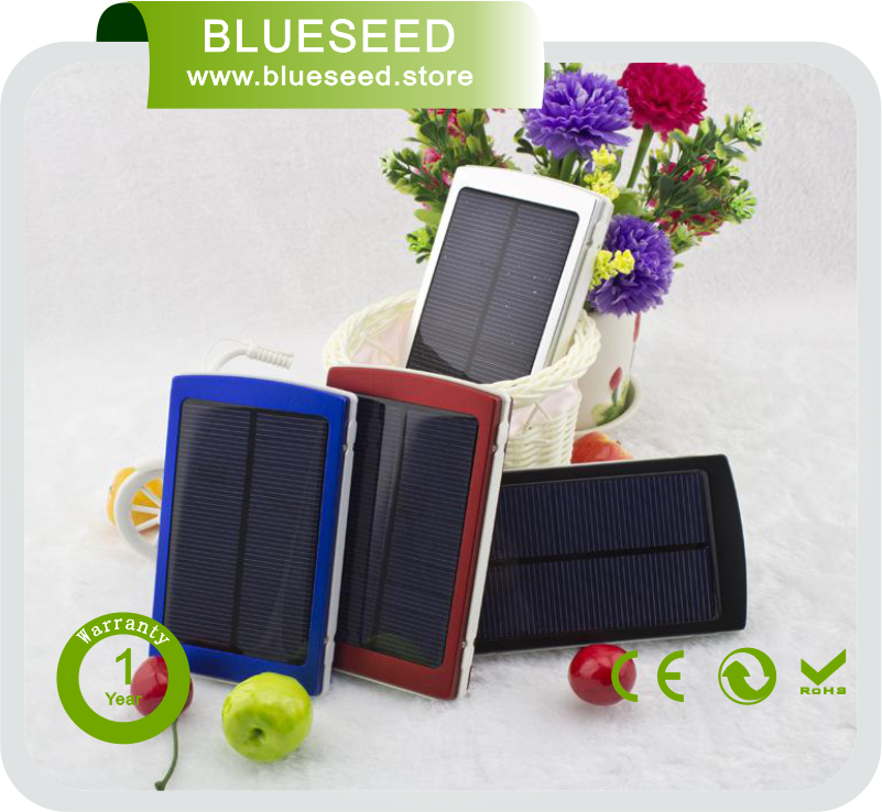 2016 -20000 mAh <strong>Solar</strong> and Camping light Battery Panel external Charger Dual 20000mah <strong>solar</strong> Charging Ports 5 colors choose for