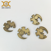 Cheap Zinc Alloy Logo Metal Game Tokens Coin