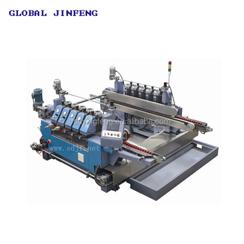 JFR1010  Ensurance10 motors Glass round double edge machine with CE