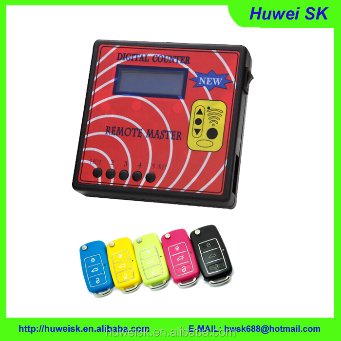 Best Quality digital counter / remote master/key programmer---Remote Master 10th Generation