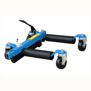 4 Tire Wheel Hydraulic Auto Car Moving Position Jack Price for Sale