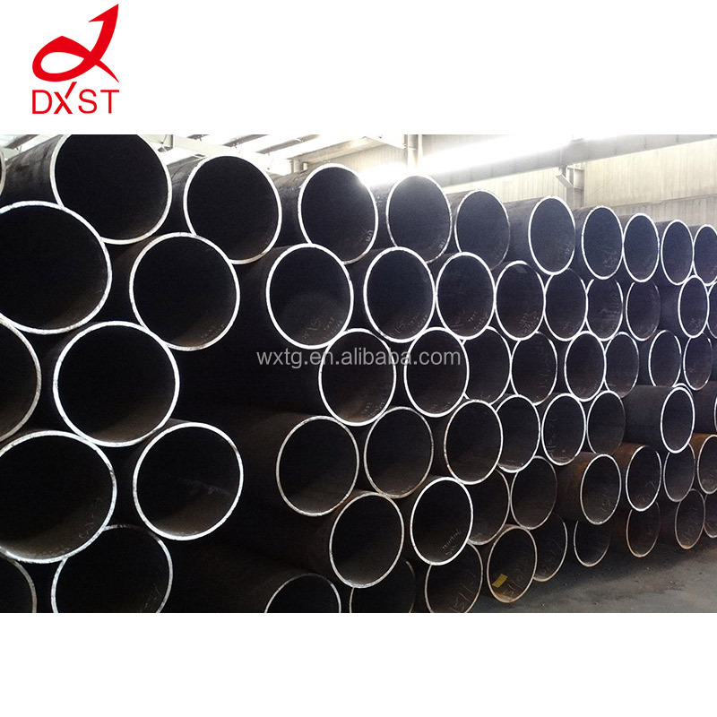 Customized supplier black carbon steel tube pipe price list