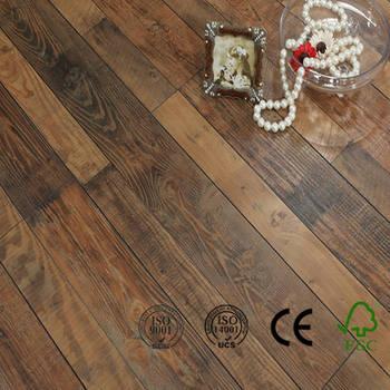 New Designs Ac3 Ac4 Small Embossed Laminate Flooring Fob Qingdao Port