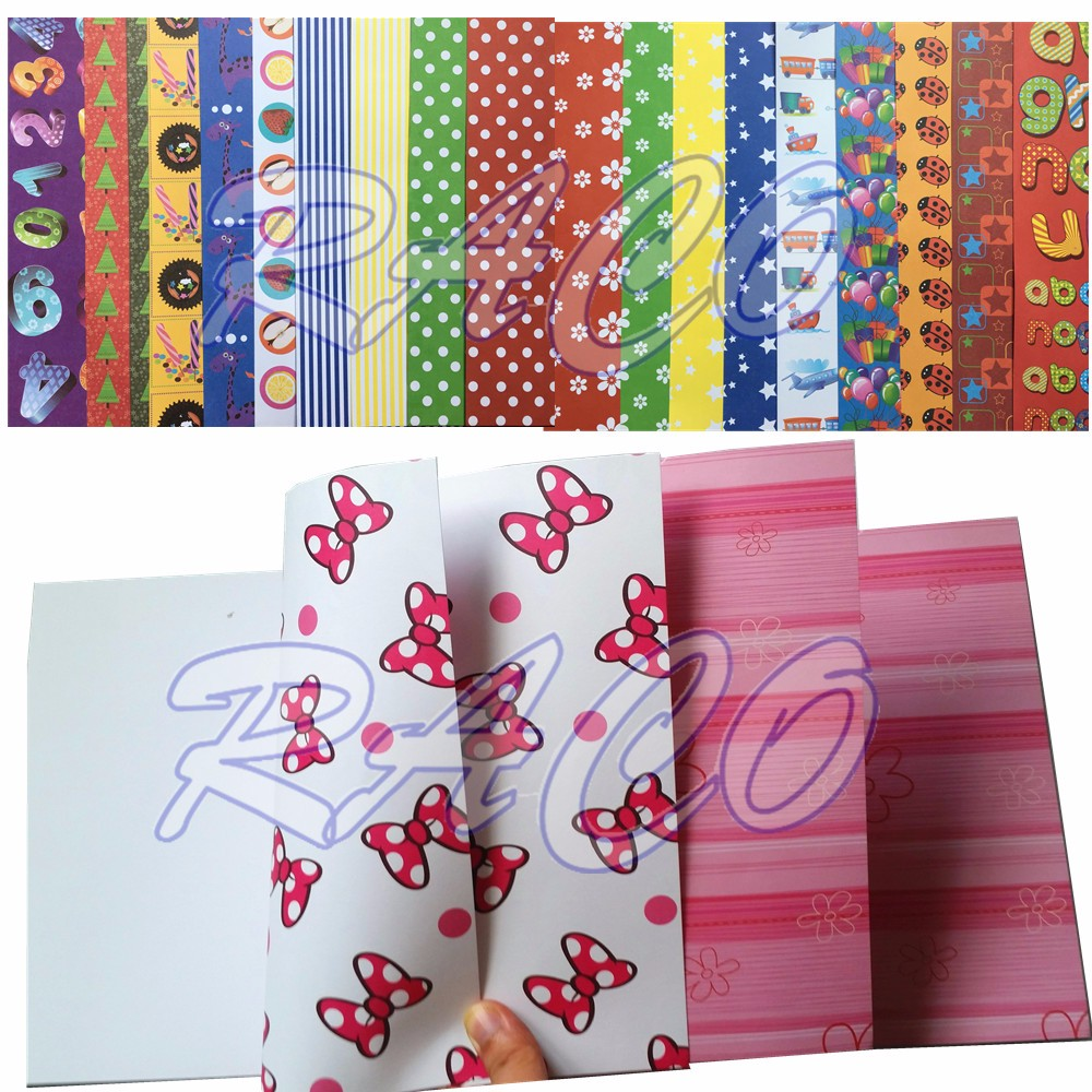 new designs scrapbooking paper pad for card making supplies