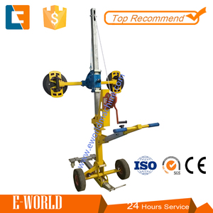 Glass handling and lifting equipment