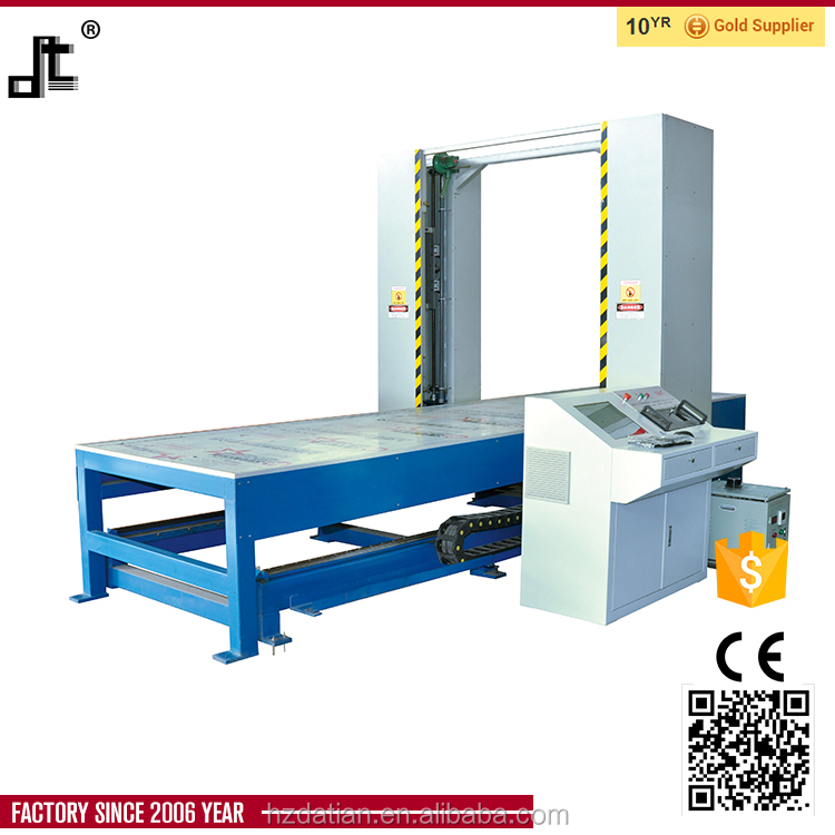 Polystyrene / EPS 3D CNC Foam cutting machine