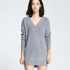 v neck cashmere knitting knitwear manufacturer