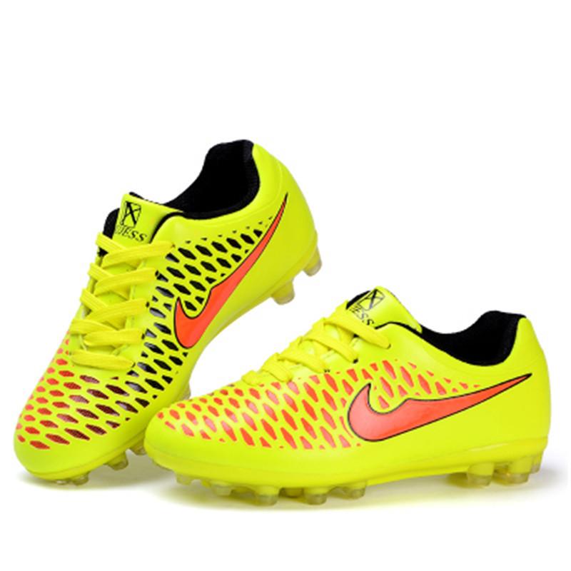c11edfcb7 Buy Child Soccer Boots Football Boot Soccer Cleats Kids Boys Football  Trainers in Cheap Price on m.alibaba.com