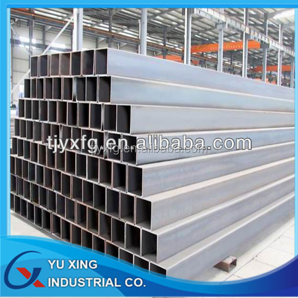 Square iron pipe chinese material Q195 Q235 fix grade