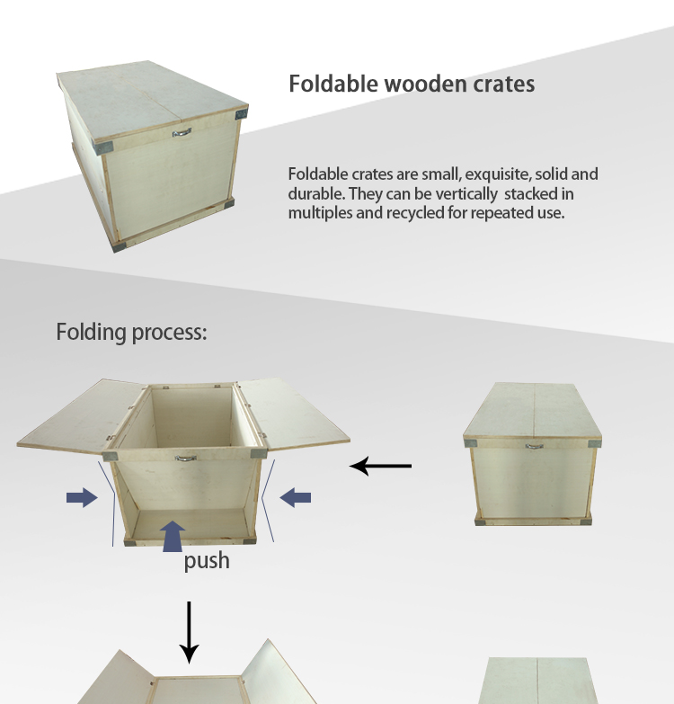Foldable plywood crates_01