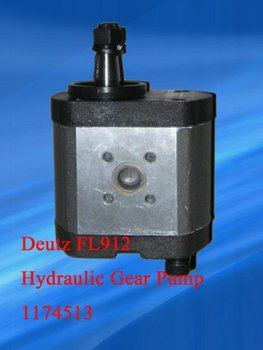 Hydraulic Pump 01174517 for Deutz F4L912 engine