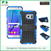 Factory cellphones accessories shockproof anti-throw TPU+PC heavy duty hybrid phone case for samsung galaxy s6/ s7