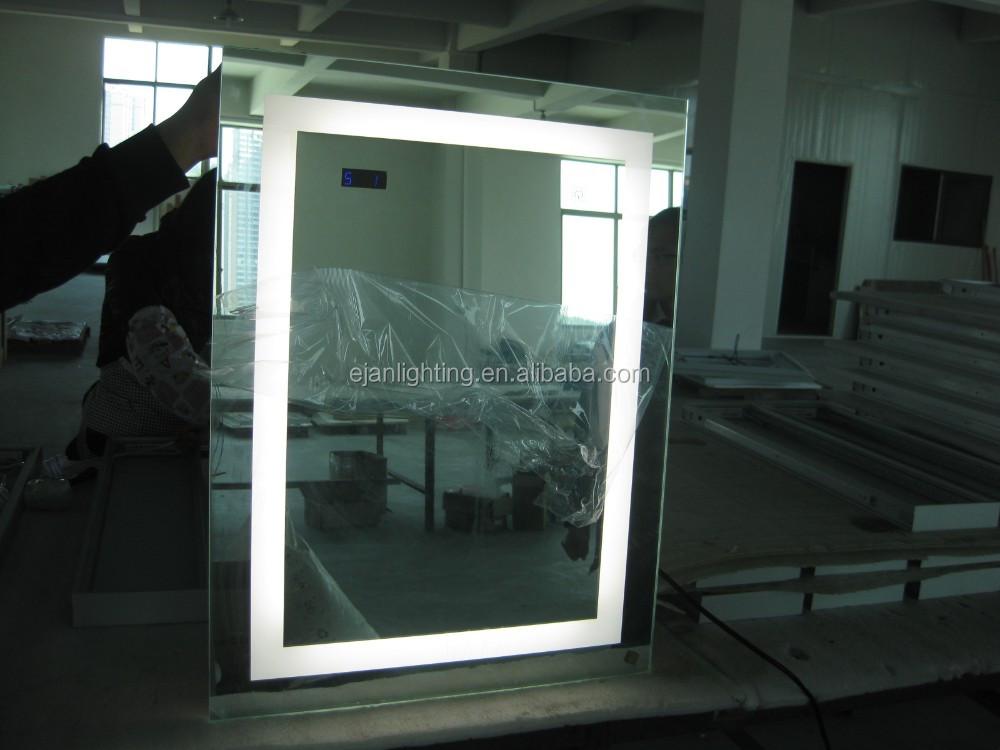 Ul Aprobado Baño Espejo Retroiluminado Oculta Con Luz Led Para ...